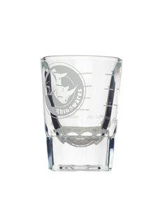 Buy Rhinowares Round Shot Glass Lined 60 ml in UAE, Dubai, Abu